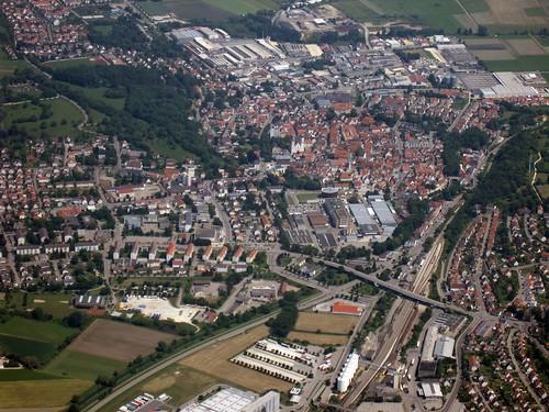 Luftbild Giengen an der Brenz 27.6.2010