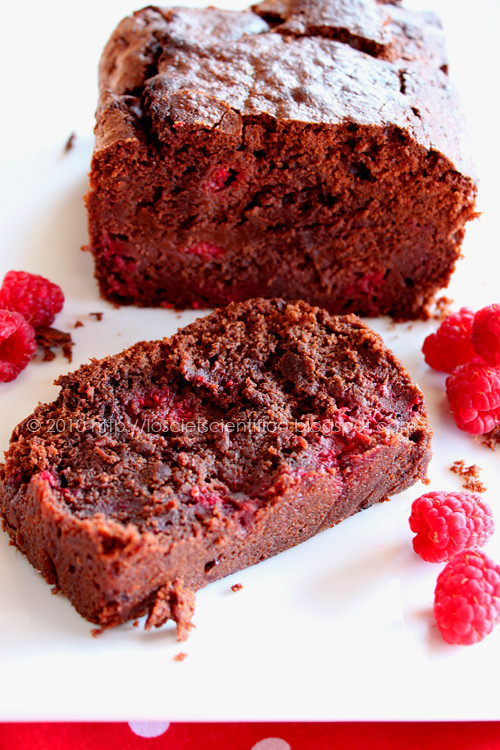 Chocolate & Raspberry Cake (Slice)