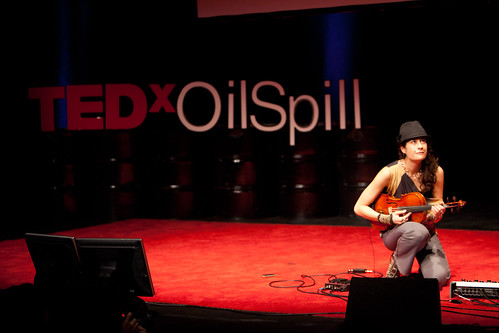 Christen Lien - TEDx Oil Spill - Washington, DC