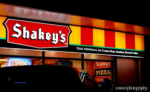 Obviously where we ate tonight by mauwee88, on Flickr