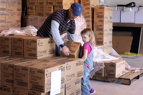 Ayude a una madre / Cada evento de distribución de pañales de fondo