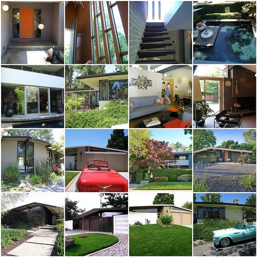 Favorite Photos Of Homes From The Sacramento Mid-Century Modern Home Tour Taken By Other Flickr Users