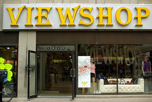 Viewshop, 1972 Rue Ste-Catherine Ouest, Montreal