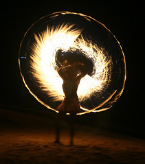 Fire Dancer (mysticad24) Tags: light motion fire moving flame 1001nights firedancer