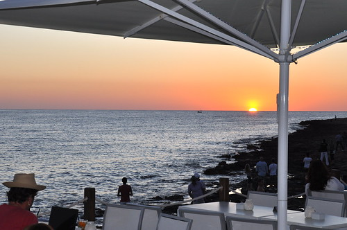 Mint Lounge, Ibiza restaurant and cocktail bar