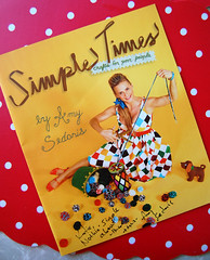 Amy Sedaris - Simple Times BLAD (craftybeaver) Tags: book amy crafts blad actress times simple author publishing sedaris ilikeyou comedienne