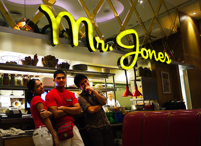 mr jones and them