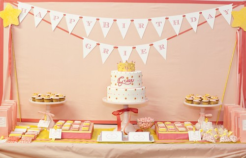 Princess Birthday Dessert Buffet-Amy Atlas-Camille Styles