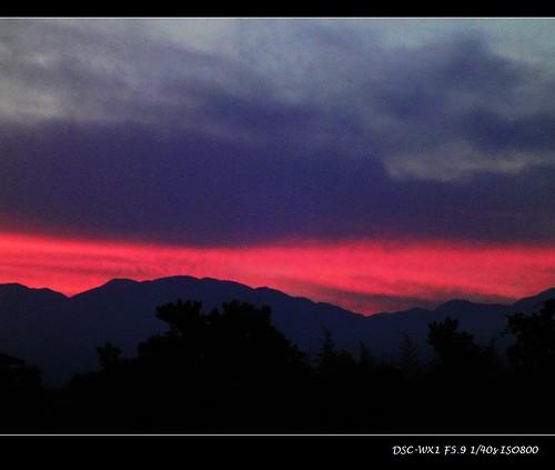 [分享] 火燒雪山