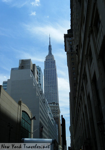 Empire State from 7thAve