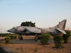IMG_1180.JPG (arcadian88) Tags: aircraft navy royal thai harrier rtn utapao