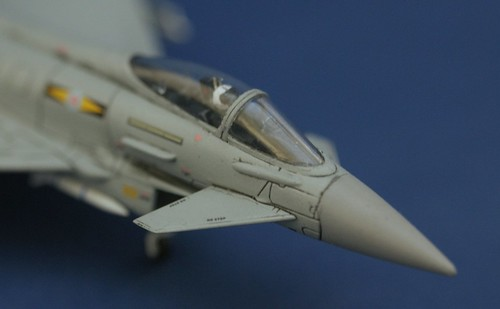 Revell 1/144 - Eurofighter TYPHOON (single seater) - 2
