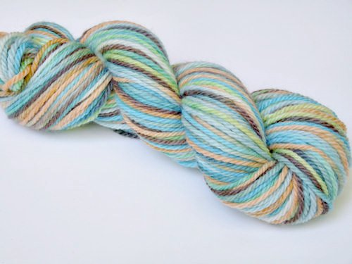 Happy Birthday UM! <b>FFS </b>~Retro Metro~ Falkland Bulky Merino