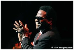 Al Green | Allan Harris – 04.07.2010 Jazz Fest...