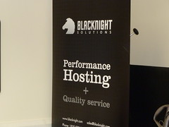 Blacknight Signage
