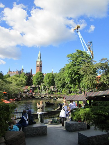 Tips for visiting Copenhagen Tivoli