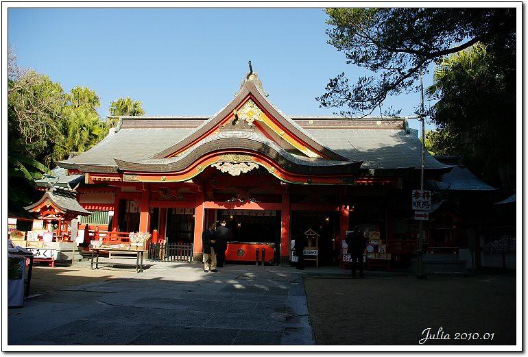 青島神社~ (19)