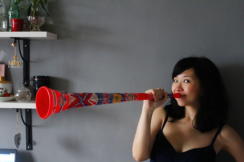 Vuvuzelaaa