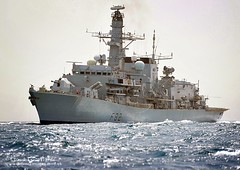 Royal Navy Type 23 Frigate HMS Somerset (Defence Images) Tags: ship unitedkingdom military equipment british frigate defense defence arabiangulf royalnavy type23 ffg dukeclass hmssomerset