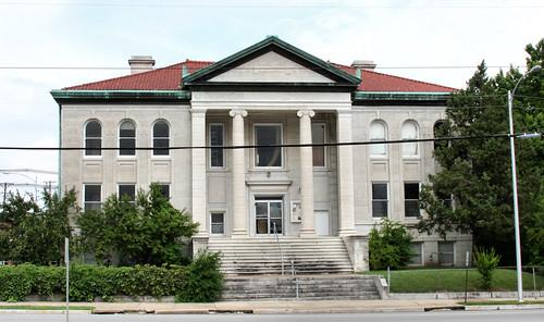 Joplin Carnegie Library