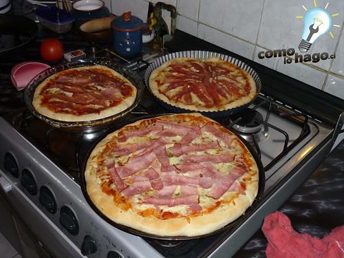Hola Amigos De Comolohago Hace Ya Algun Tiempo Nuestro Editor Y Amigo El Buen Jorge Nitales Nos Trajo Una Deliciosa Receta Para Poder Preparar Pizzas