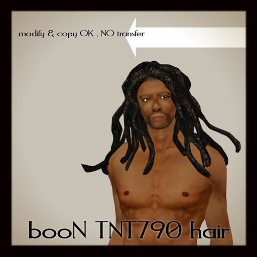 booN TNT790hair
