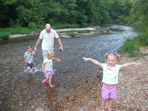 July 5 2010 Roubidoux River Lee cal Shanna Haley