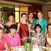 Margarita Fonseca, Martha de Aguilar, Belén de López, Bucky de Madrazo, Gloria de González, Anita Zenteno, Mary Carmen, Olga de Rábago, Pilar de Anaya y Pilar de Tubilla.