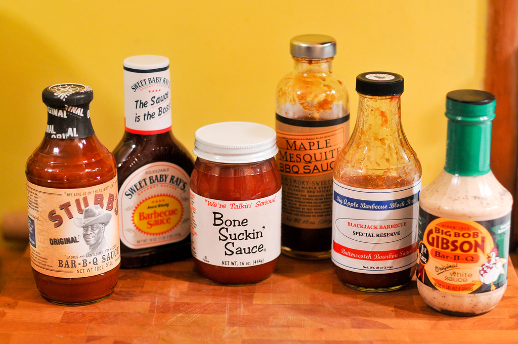 Sauced: Barbecue Sauce Reviews