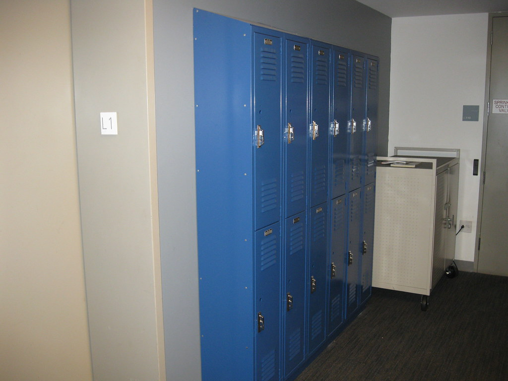 Lyon Lockers Installed in Upper East Side Private School