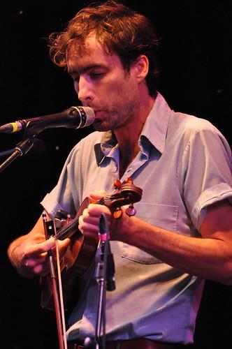 Andrew Bird at Ottawa Bluesfest 2010