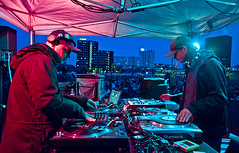DJ TUE TRACK & DJ STEEN ROCK | Miles Davis Set @ DGI-City