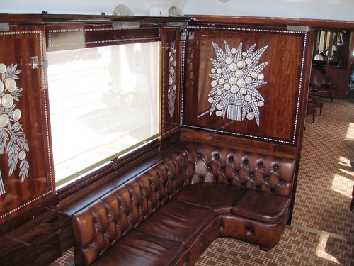 Wagons-Lits carriage (same stock as Orient Express)