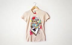 Tshirt 001 (Superfex*) Tags: illustration design tshirt apparel lafraise superfex