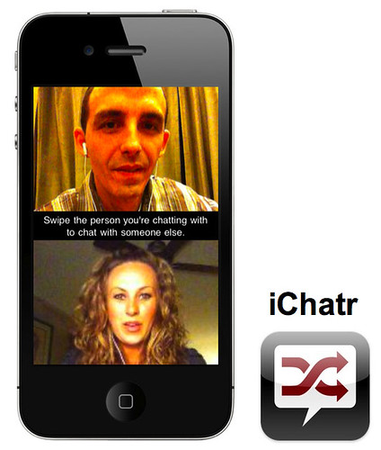 iphone chatroulette video