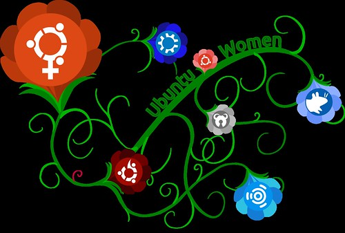 Ubuntu Women design (new)