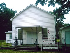 Missouri Methodist Church, in south Arkansas