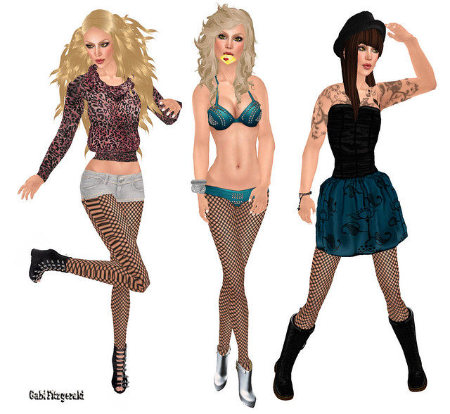 emery-glam affair-kunglers-fab pony-exile tdr blue