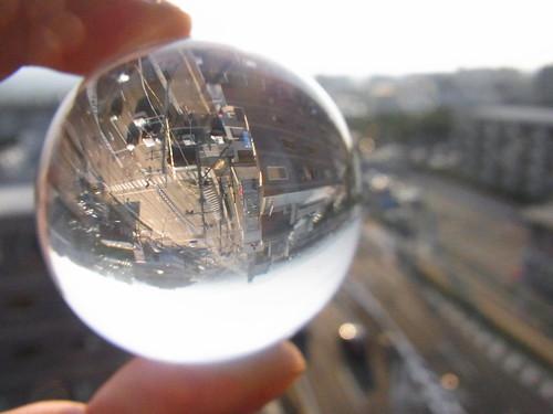 Nara 01 /acrylic ball