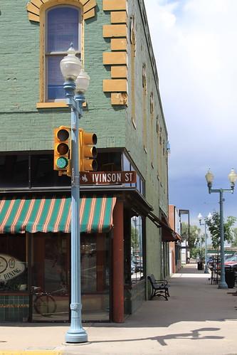 Second and Ivinson, Laramie