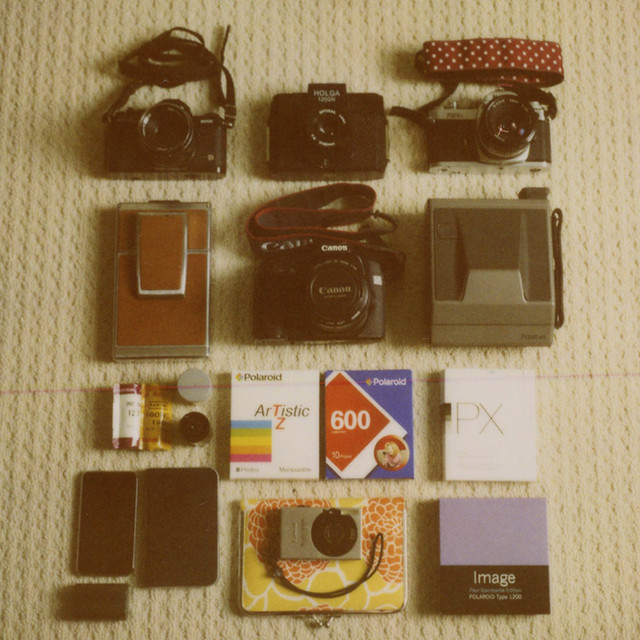 My Travel Camera Kit