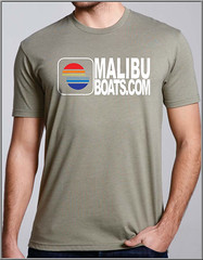Malibu Boats Clicks T-shirt
