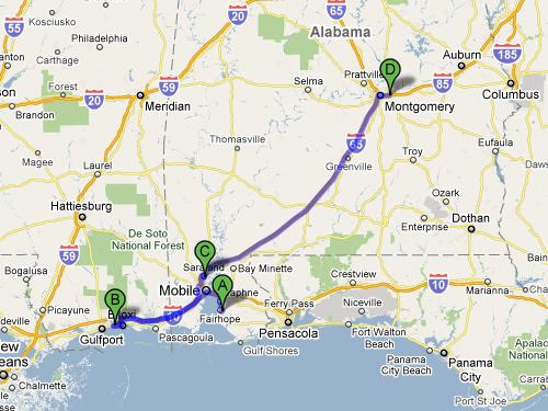 Day 11 Stop 3 - Montgomery, AL