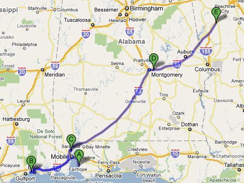 Day 11 Stop 4 - Grantville, GA
