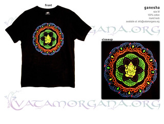 ganesha t-shirt for men