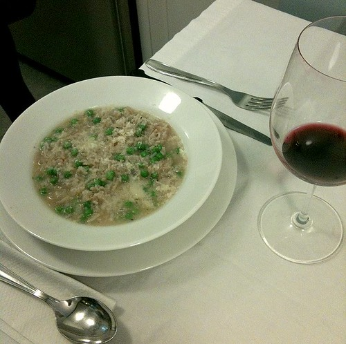 Rice and Peas (Risi e Bisi) is basically a variant of risotto and ...