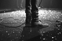 Untitled (Stephen.James) Tags: show music glitter shoes bokeh jeans lead