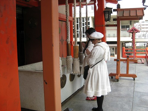 Hanazono Shrine 04