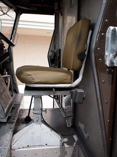 UPS Cockpit