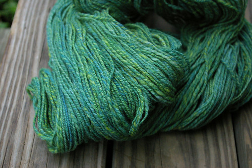 Green Merino - Loose